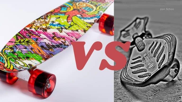 skateboard vs ripstik pros and cons