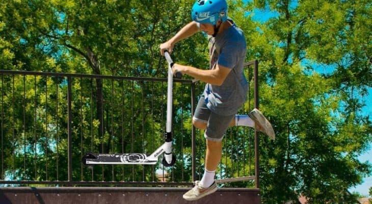 albott pro scooters