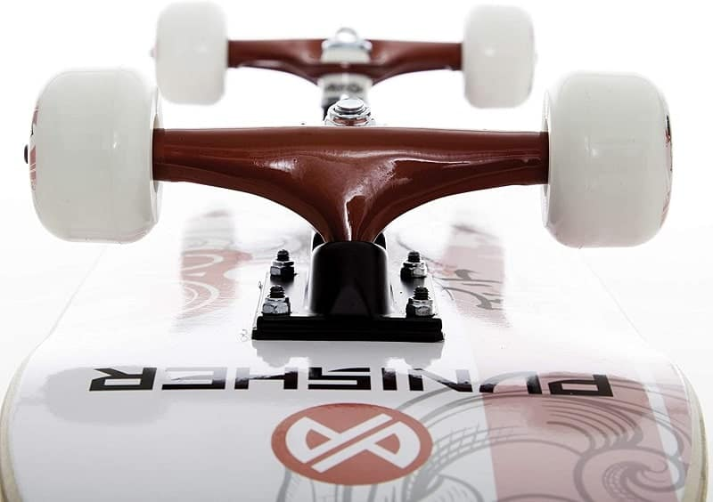 punisher Cherry Blossom skateboard review