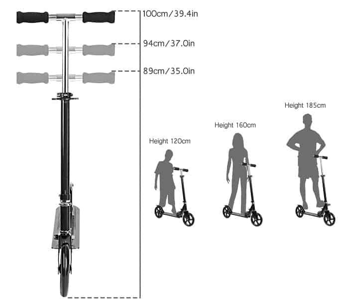 Hikole scooters-3