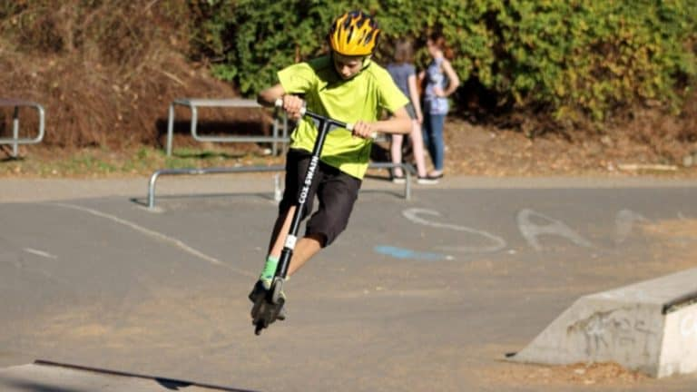What Is A Stunt Scooter