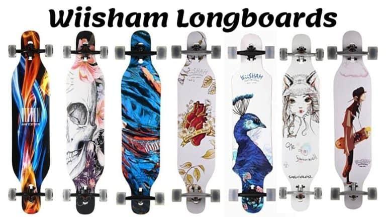Wiisham Longboard
