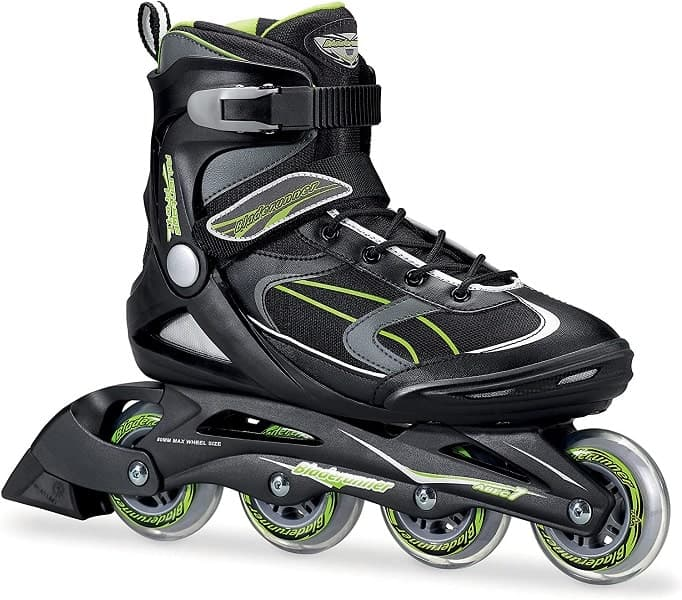 blade runner adjustable inline skates