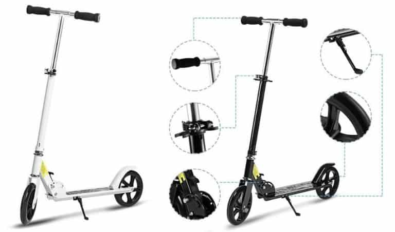 hikole kick scooters for adults & Youth