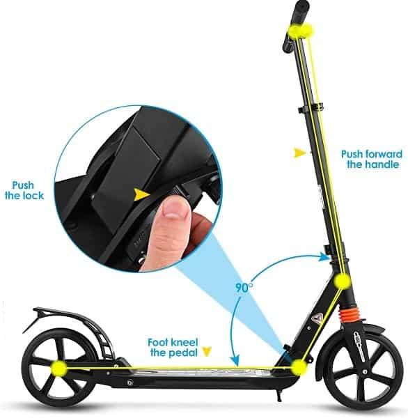 hikole scooters