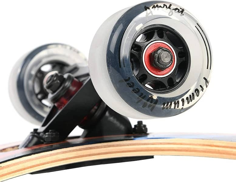 wiisham longboards skateboards