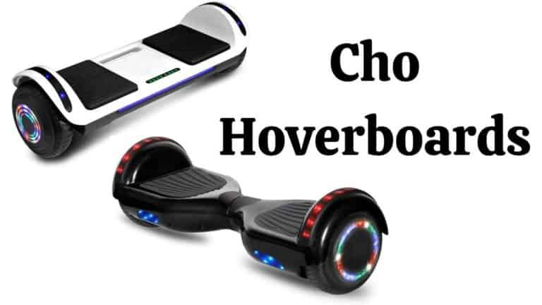Cho Hoverboard Reviews