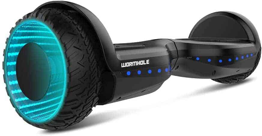 HYPER GOGO 3D Wormhole off road Hoverboards
