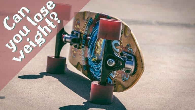 Can you lose weight by skateboarding
