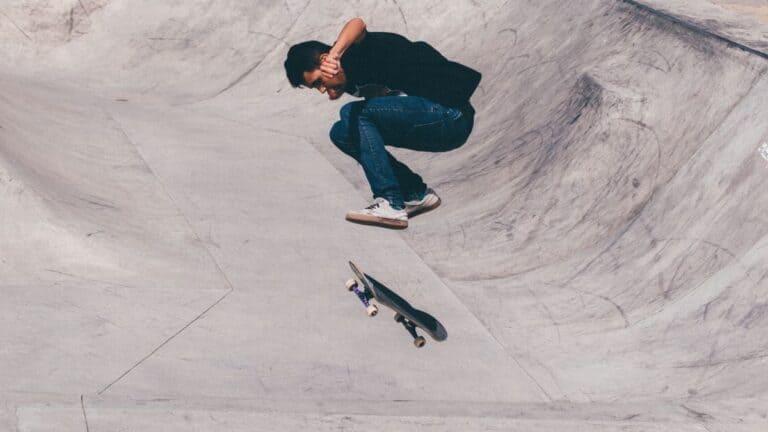 Does Skateboarding Build Leg Muscle