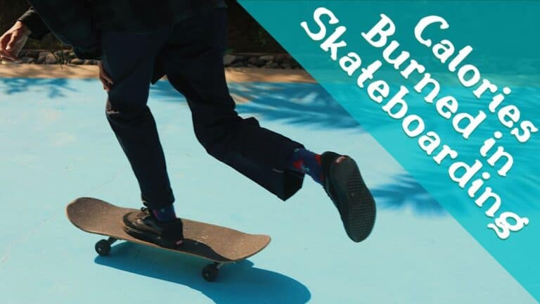 How Many Calories Does Skateboarding Burn