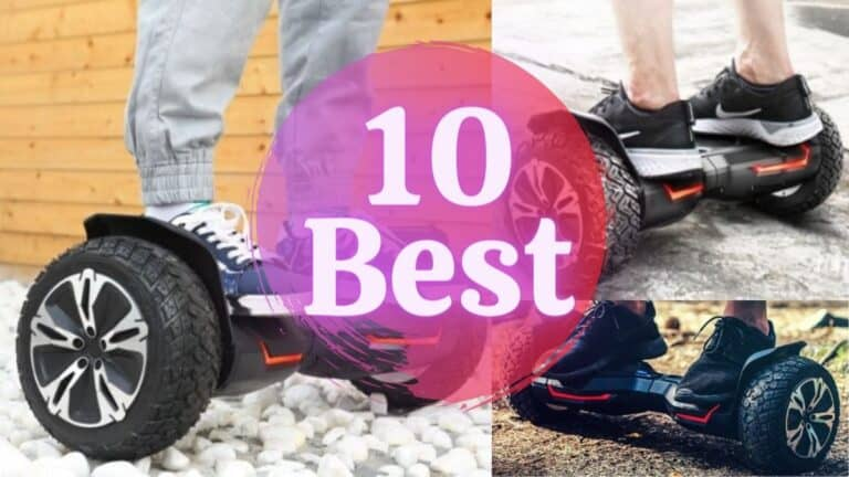 the best all terrain hoverboards