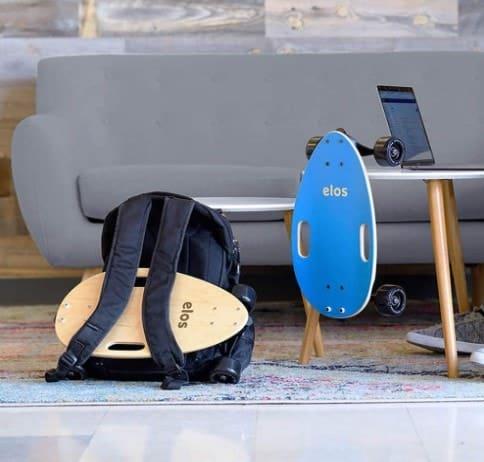 Elos egg skateboard