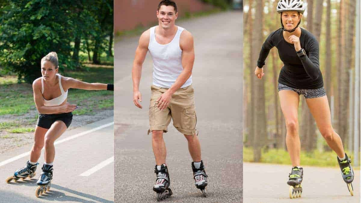 Does Rollerblading Build Muscle?