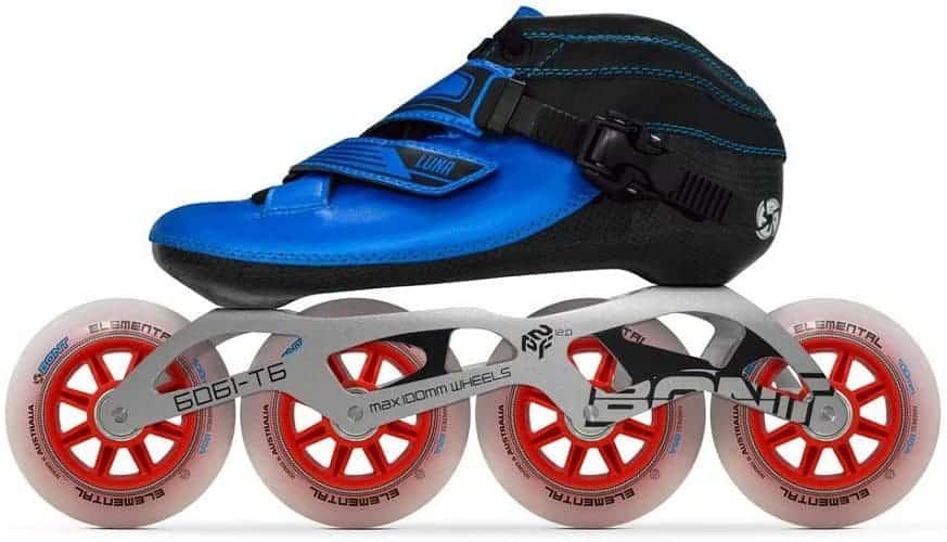 bont inline speed skates