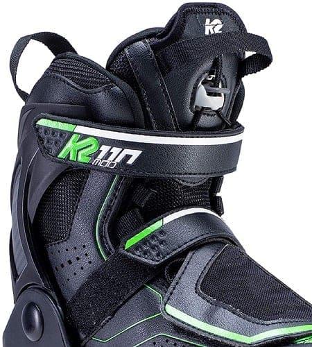 k2 mod 110 inline skates cuffs