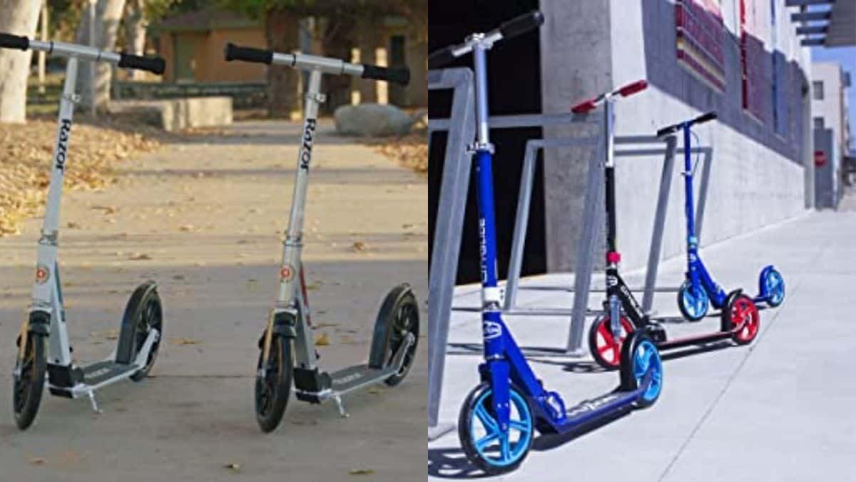 300 lb kick scooter