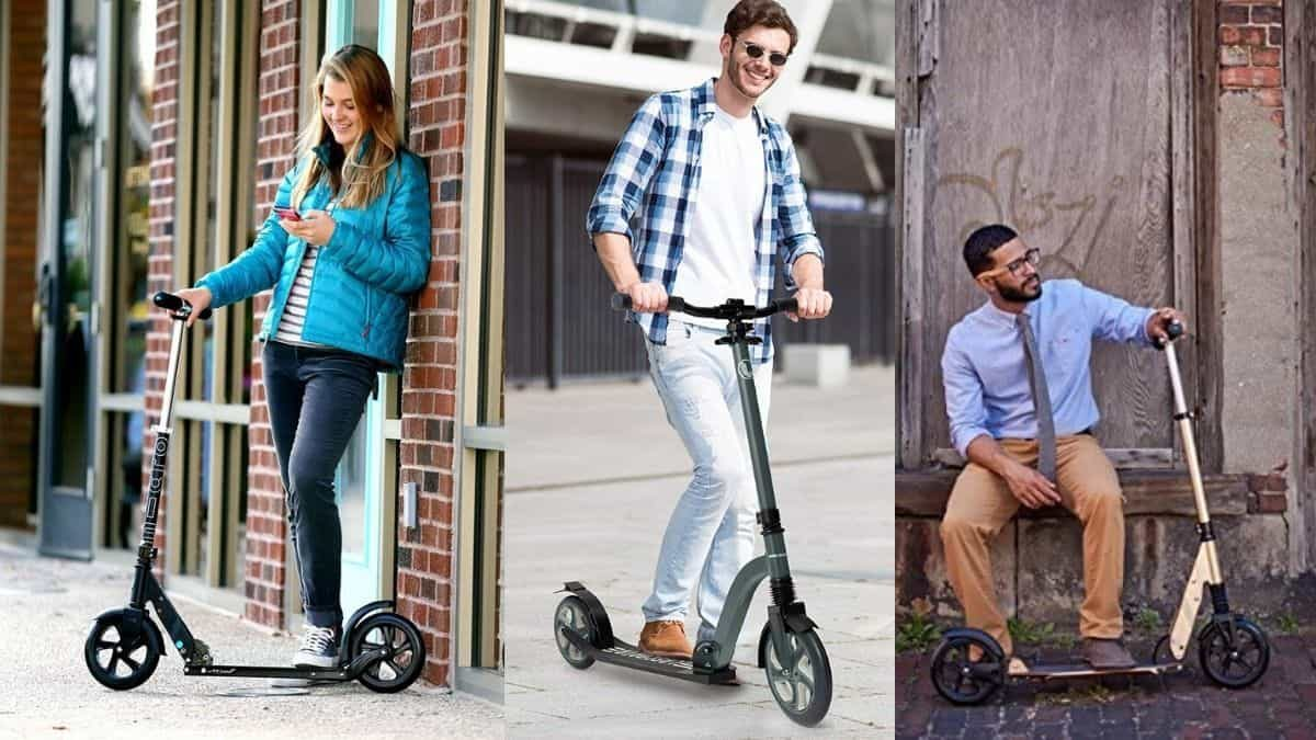 Best kick scooters for adult