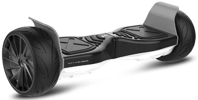 City Cruiser Hoverboard Off Road All Terrain 8.5