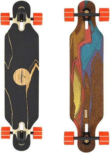 Loaded Icarus Bamboo Longboards