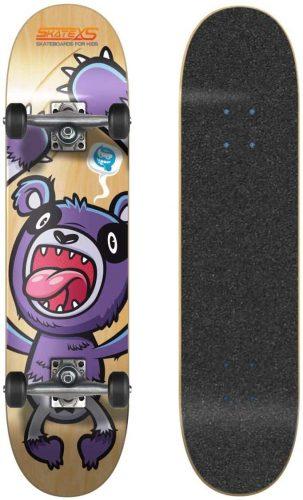 SkateXS Panda Street Skateboard