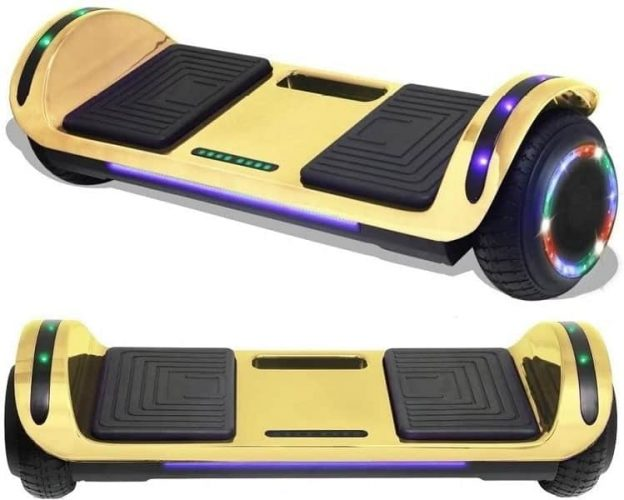 TPS Hoverboard