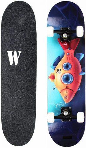 WiiSHAM Skateboards