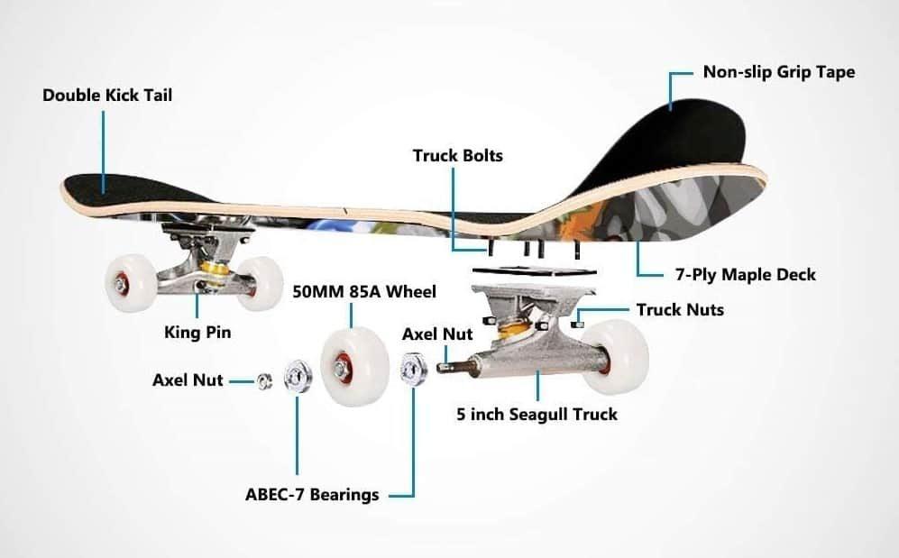 best skateboards for tricks