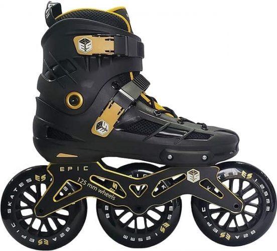 epic 3-Wheel Inline Speed Skates