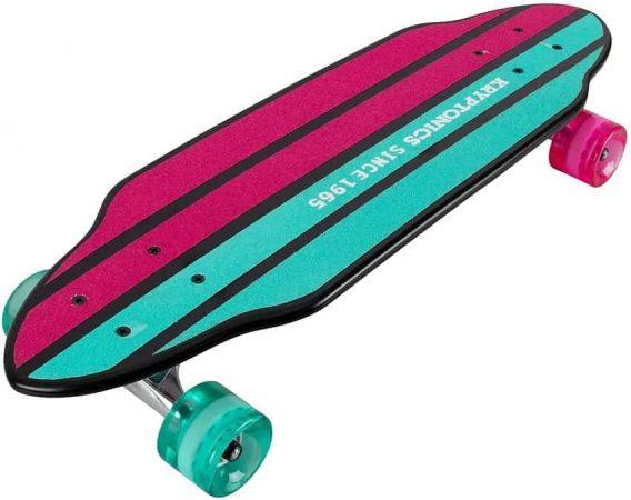 kryptonics cutaway cruiser skateboard