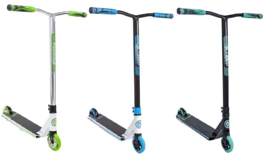 lucky crew pro scooters
