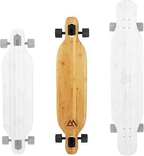magneto bamboo longboards