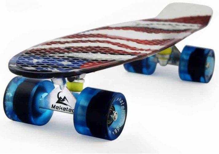 meketec skateboard
