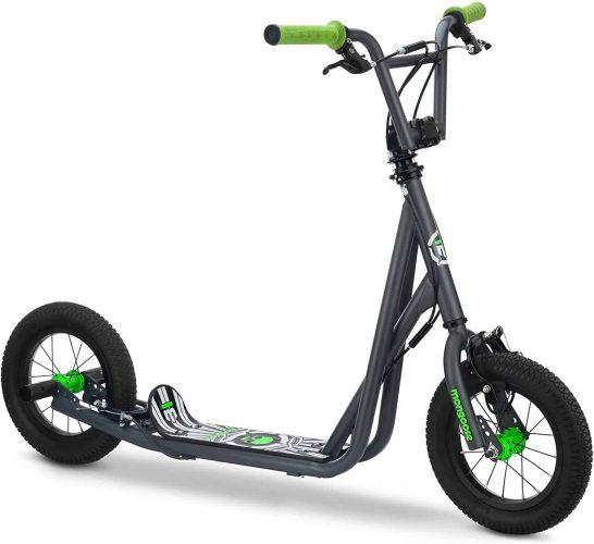mongoose expo 12 kick scooter