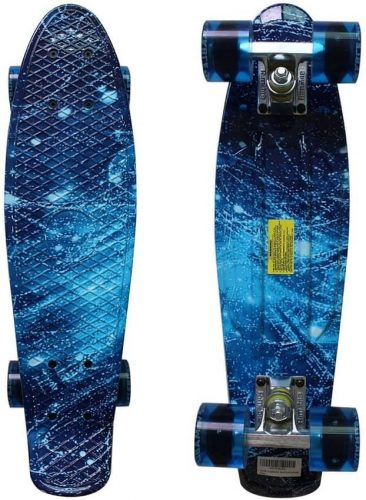 rimable complete 22 skateboard-c