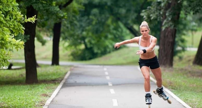 rollerblades for exercise